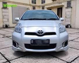 Toyota Yaris 1.5 E Mstoc 2012 Km 82rb Tangan 1