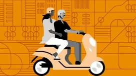 Immediately looking hiring for bike drivers in Nellore