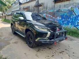 Pajero sport Dakar fosgate limited edition 2020 nik 2019 at matic