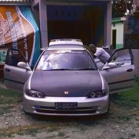 Dijual or TT  Civic Genio 94