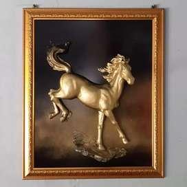 Freedom Horse 48 x 58 x 8 cm
