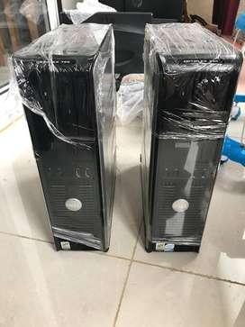 Dell Optiplex 745/Core 2 Duo/4Gb Ram/160Gb Hard Disk
