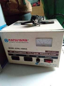 Stabilizer matsuyama 1000 watt