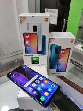 Sky mobiles Redmi note 9 pro max 6gb ram 128gb ROM memory