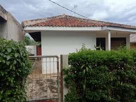 Jual tanah beserta rumah,  anggap aja jual tanah 2,750jt/m surat SHM,