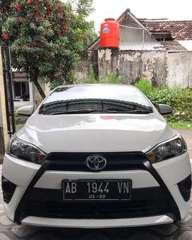 Toyota Yaris e 2015 A/T Yogyakarta
