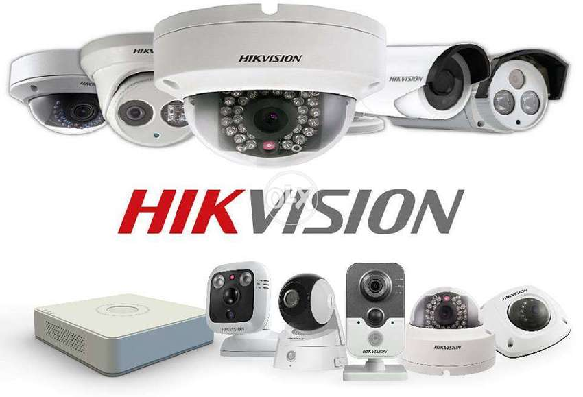 8 HD Cameras Hikvision CCTV Package (1000-GB) AMS Power Presenting 0