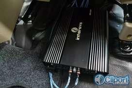 Power amp 4ch merk intersys