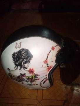 Helm bogo ukuran M