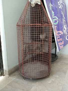 Fancy cage for sale