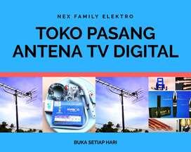 Jasa Pemasangan Sinyal Antena Tv Cisarua