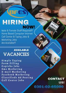Best opportunity of earning from the Home/ Office
