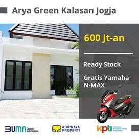 Cashback 30 Juta, Real Estate Premium Kalasan Dekat Jl. Jogja-Solo