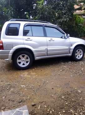 Jual mobil escudo rawatan full original