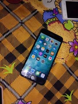 iPhone 7+=128 gb warranty over