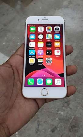 iPhone 6s 32GB rose gold colour