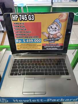 Promo Laptop Hp 745 G3