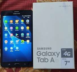Samsung Galaxy Tab A 4G LTE in very good  condition