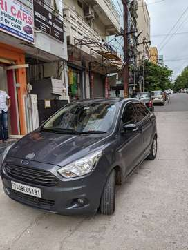 Ford Aspire 2015 Petrol Well Maintained