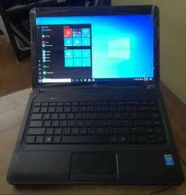Hp Pentium(8GB-250GB)laptop