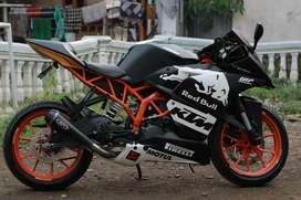 For Sale KTM RC 200 2017 low KM