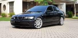 BMW 2004 E46 black on beige