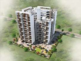 2BHK flat with 2 Balcony @ Moshi 45L all inclusive