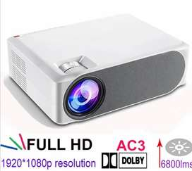 Android 4k play led projector