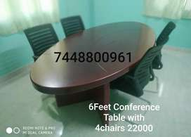 Office Furnitures Used for Display Purpose New