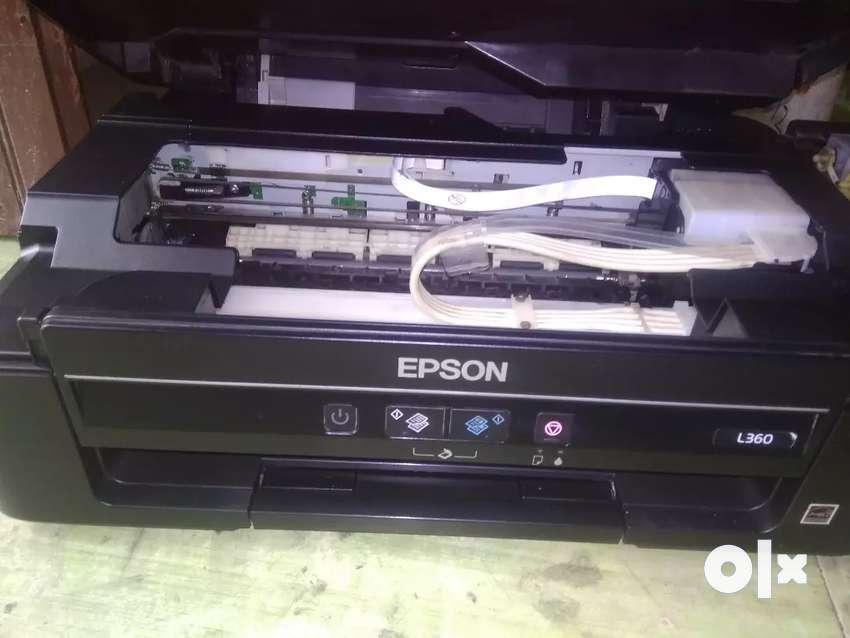 Epsom L360 good condition 0