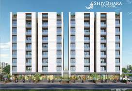 3BHK LUXURIOUS LIFE STYLE FLAT - NR. NILAMBER CIRCLE- SHIV DHARA CITY
