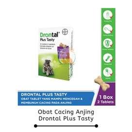 Obat Cacing Anjing (Drontal Plus)