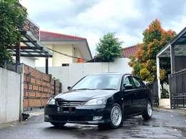 Honda civic vti AT 2003 cari tt ferio great All New corolla altis