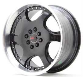 Velg Mobil KIA ( Carens, Pride, Visto) Suzuki Ring 17 Type HSR Gangnam