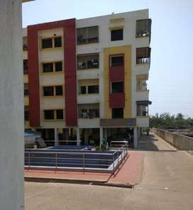 Three BHK flat with Garage for sale.