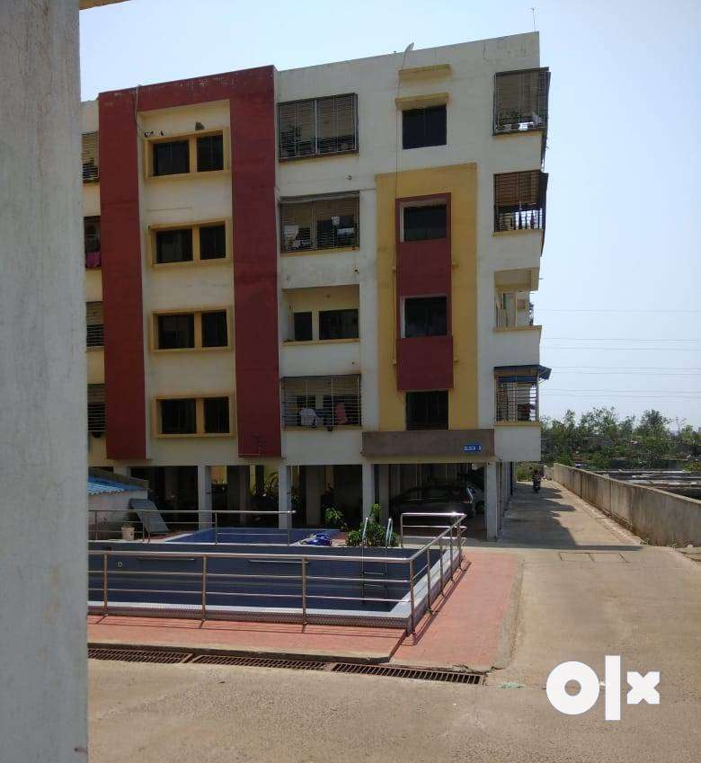 Three BHK flat with Garage for sale. 0