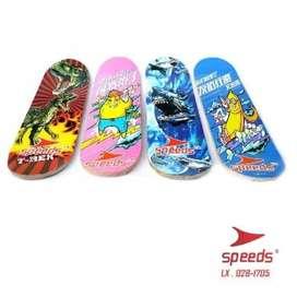 Skate Board Mainan skateboard full set anak2 kids kayu kanada