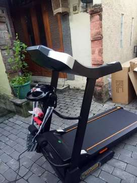 Treadmill energy sport best fitur lengkap siap antar bayar tujuan