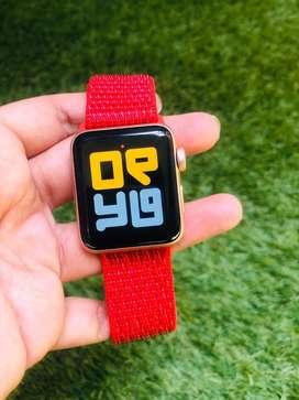Apple watch iwatch seri 3 38mm GPS LTE rose gold