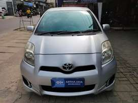 TOYOTA YARIS TYPE .E.1.5.AT.TH.2013