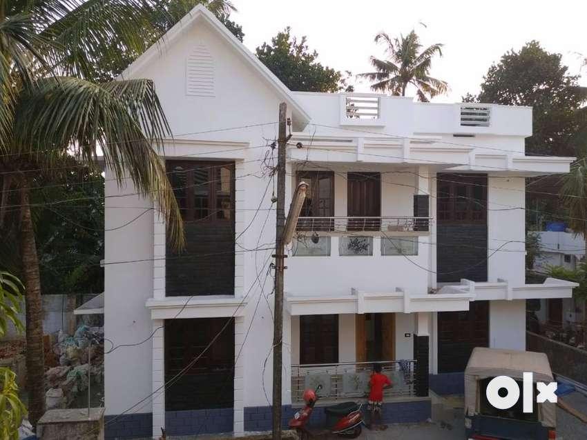 ANAKKALLU, Thrissur, 4 cent, 1500 sqft, 4 BHK, 53 Lakh Negotiable, 0