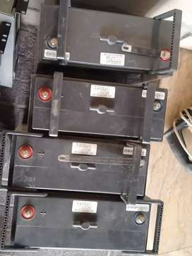 APC ups 2000w and jell battery 170A