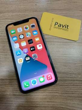 Apple iPhone 11 128GB 8 months under warranty at 45900 only