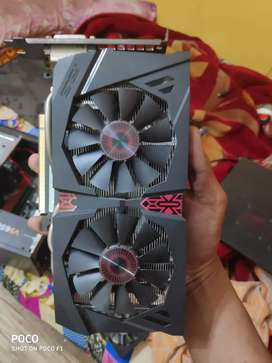 Asus Strix Nvidia GeForce GTX 960 2GB GDDR5 OC Edition