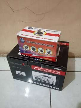 Head unit + kamera mundur