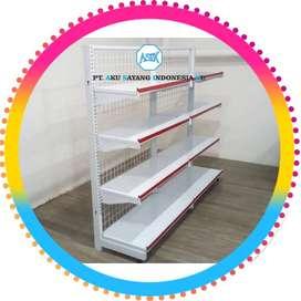 Jual Rak Gondola Minimarket Lampung