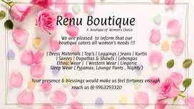 Renu Boutique