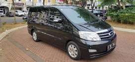TOYOTA ALPHARD 2006 AT