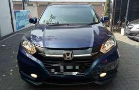 Astina mobil DP RINGAN 10 JT Honda HR-V 1.5 E CVT Matic 2015 BIRU