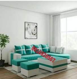 Decent luxury look sofa set